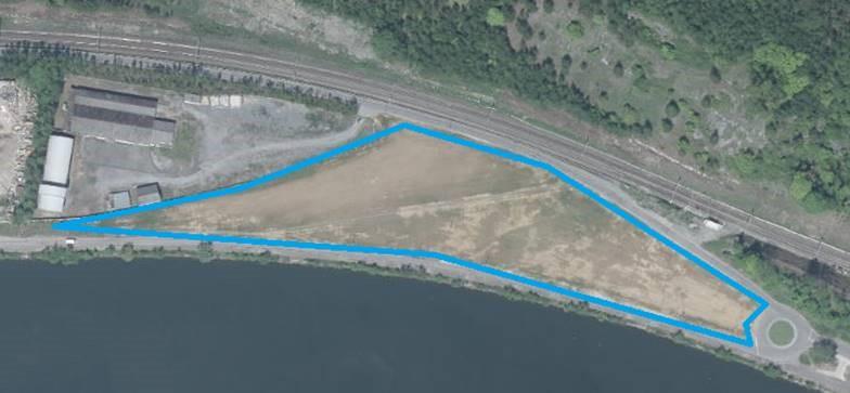 Zone portuaire de Sclaigneaux - Lot Triangle