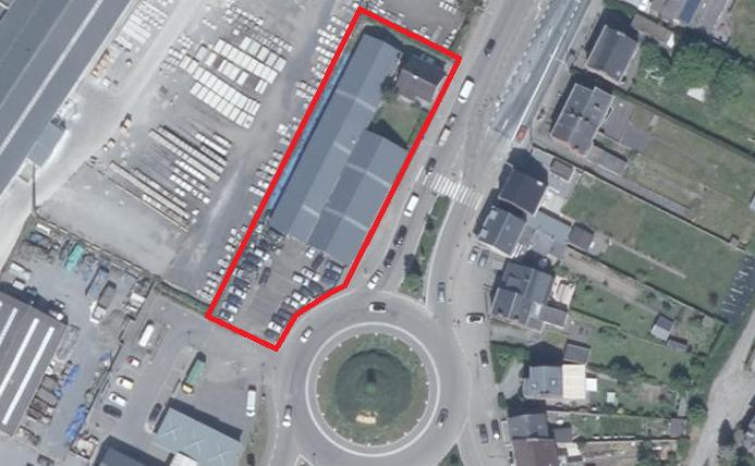 Zone portuaire de Malonne - Lot Gillain