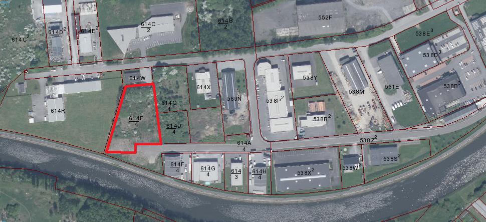 Zone portuaire de Tamines - Lot 3